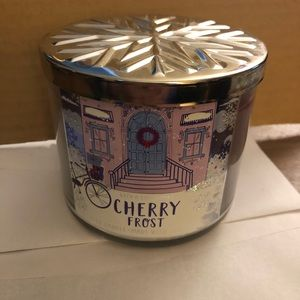 Other - Cherry Frost Candle